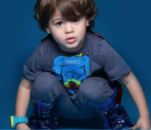 herO watch- The world's smallest GPS watch for kids