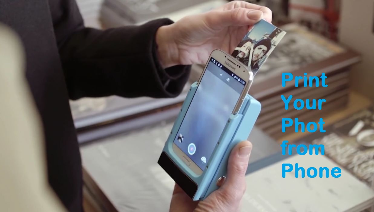 Prynt iPhone Case- Print Snaps Instantly & Portably