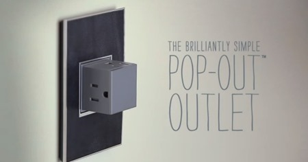 legrand-adorne-Pop-Out Outlet