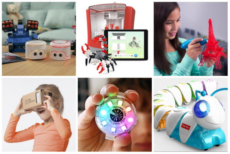 Educational Tech Robot Toy for your children