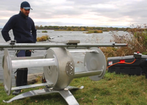 Portable River Turbine