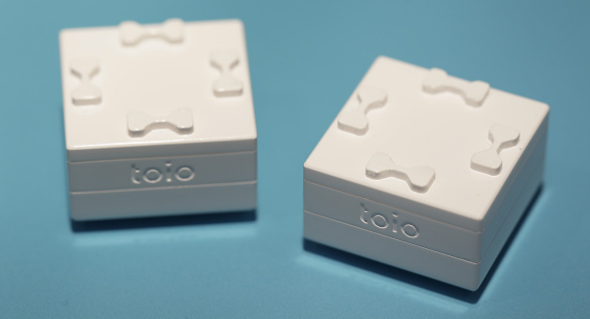 Sony's New toio Toy for Future Generation of Robotics Engineers