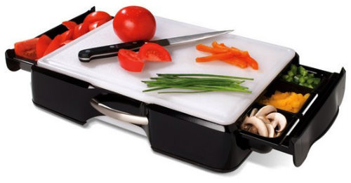 Modern cutting board kitchen gadget - 55 Gadgets