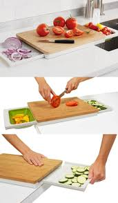 Modern cutting board kitchen gadget