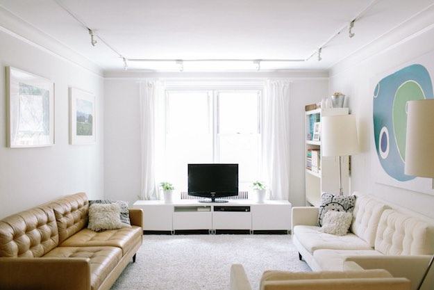 Space saving ideas for small living rooms