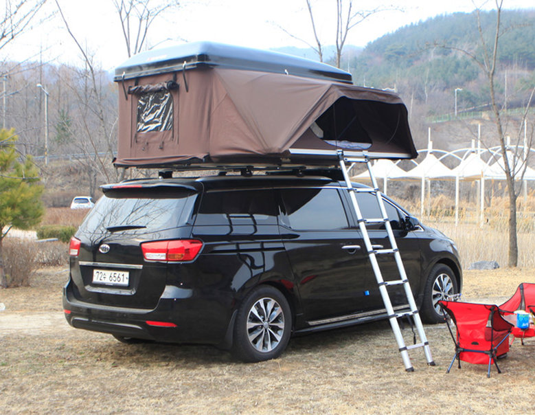 Skycamp The Perfect Rooftop Tent for Travelers