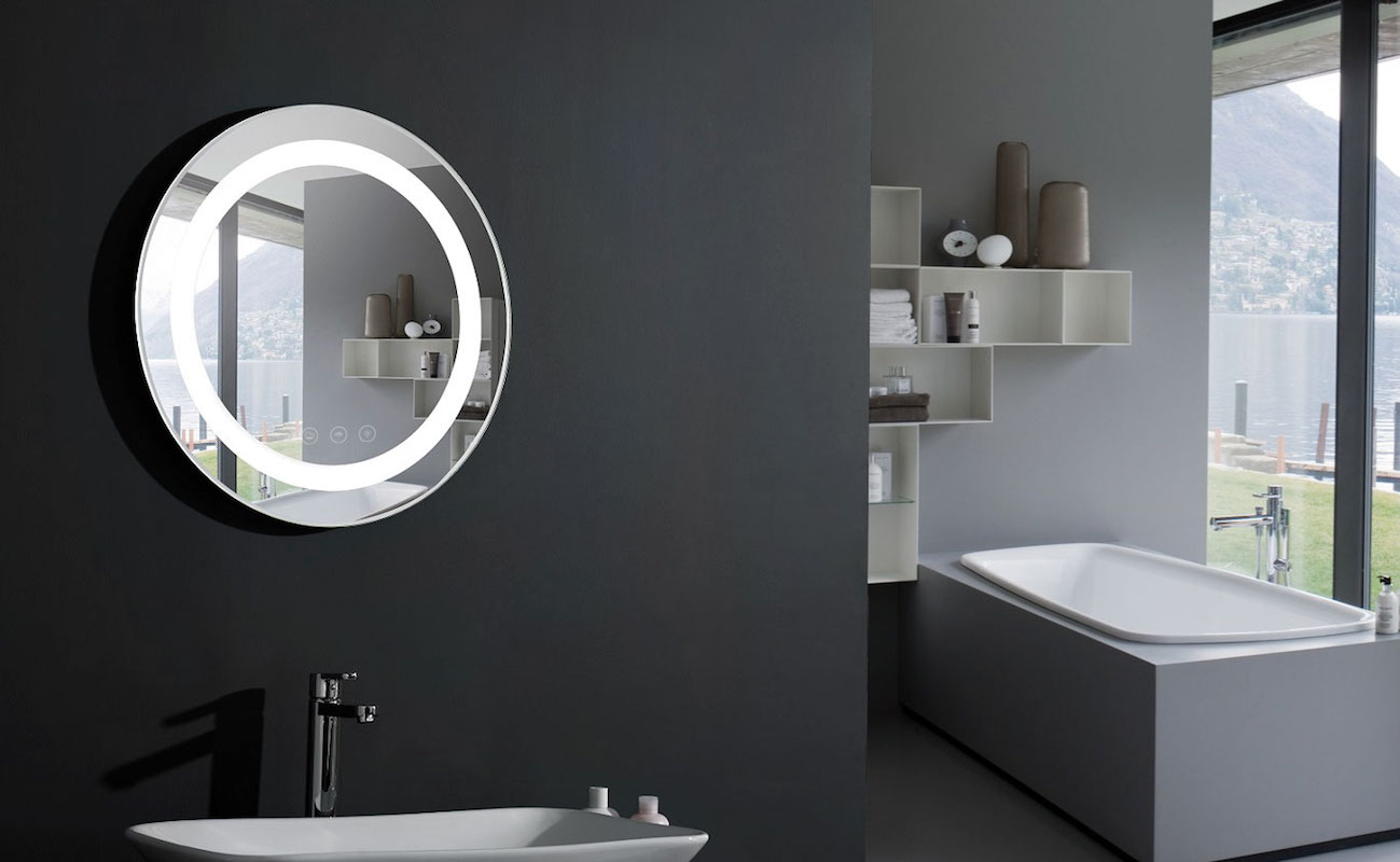 Home Gadget Viio Bluetooth LED Mirrors