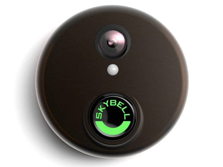 Home Gadget A Wi-Fi video doorbell