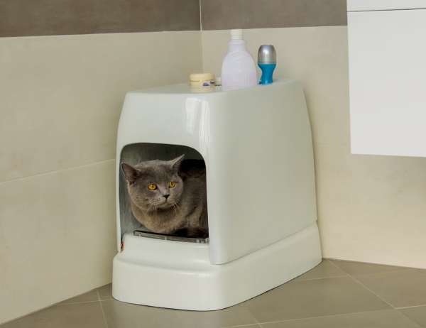 Pet Gadget CATOLET Smart Automatic Litter Box