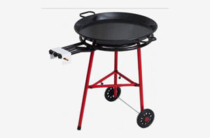 Mabel Home Paella Pan and Paella Burner