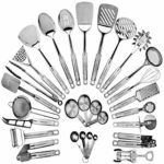 Top 100 stainless steel kitchen utensils set