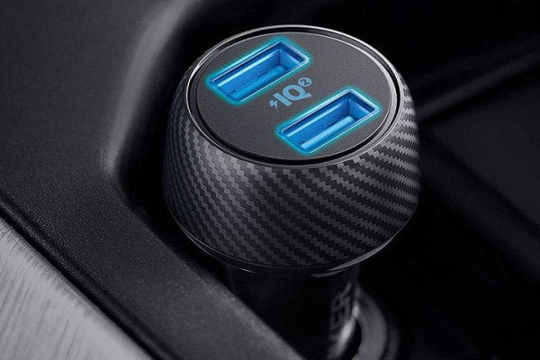 ANKER POWERDRIVE SPEED 2 CAR USB CHARGER