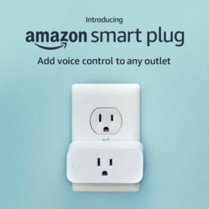 Amazon Smart Plug in White