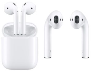 Apple Wireless AirPods in White