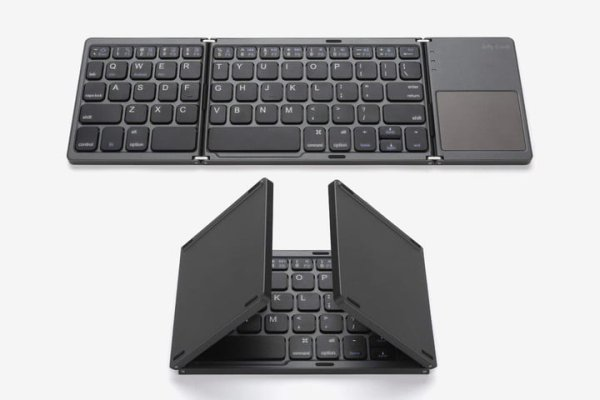 JELLY COMB FOLDING BLUETOOTH KEYBOARD
