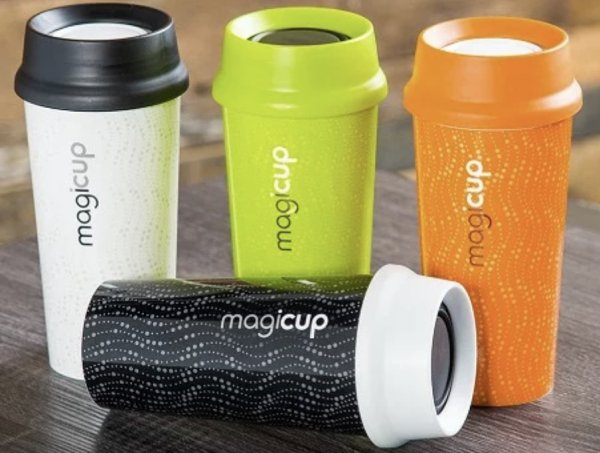 Magicup Anti-Spill Coffee Cup