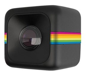 Mini Action Camera with Wi-Fi & Image Stabilization