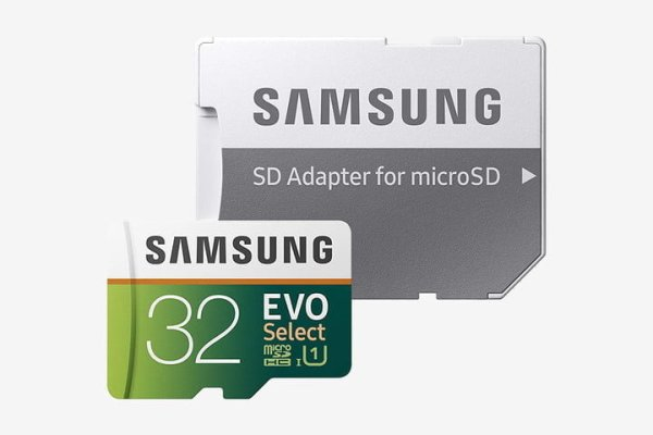SAMSUNG EVO SELECT MICROSD CARD AND ADAPTER