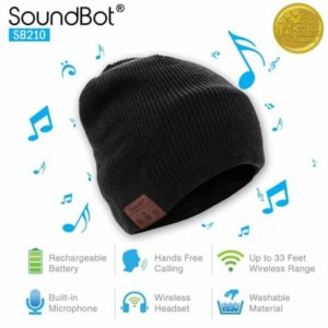 SoundBot Wireless Smart Winter Beanie