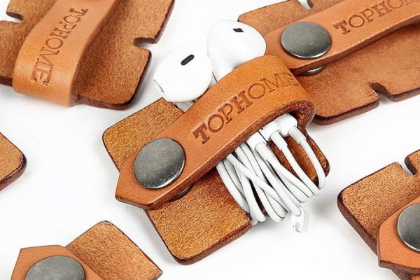 TOPHOME EARBUD HOLDER AND CORD ORGANIZER