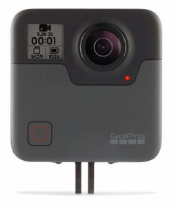 The New GoPro Fusion