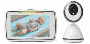 The Summer Infant Touchscreen Baby Monitor
