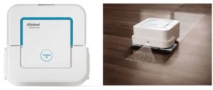 The iRobot Braava Robot Mop