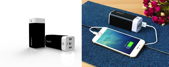 1.Greaty-portable-charger-smallest-power-bank