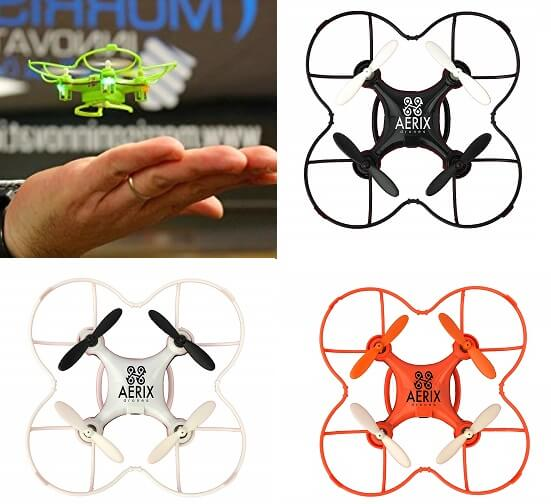 7 Smallest Drones Available Online
