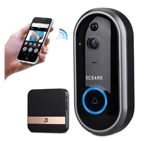DEBARK Smart Video Doorbell
