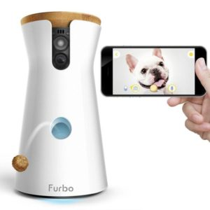 Furbo Dog Camera with Treat Tossing Technology