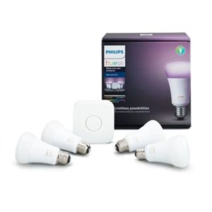 Philips Hue White and Color Ambiance​ Lighting Kit