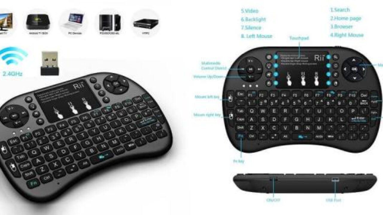 Top 8 Smallest Keyboards For Insane Portability 55 Gadgets