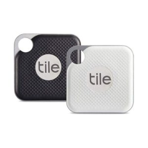 Tile Pro Tracker with Replaceable Battery
