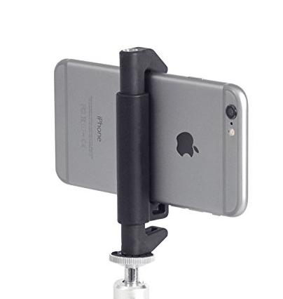 Tripod Mount & Stand For Smartphones