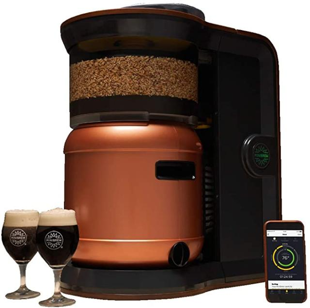 MiniBrew CRAFT home brewing kit