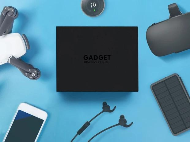 Gadget Discovery Club tech subscription box