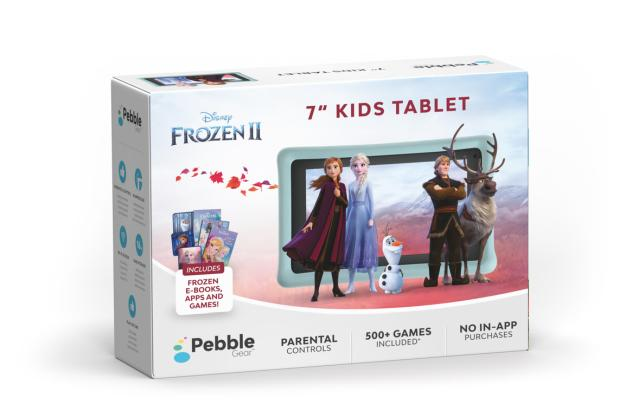 Pebble Gear Kids Tablet