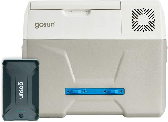 GOSUN Chill Solar Cooler & Power Bank