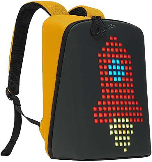 PIX Backpack With Programmable Screen