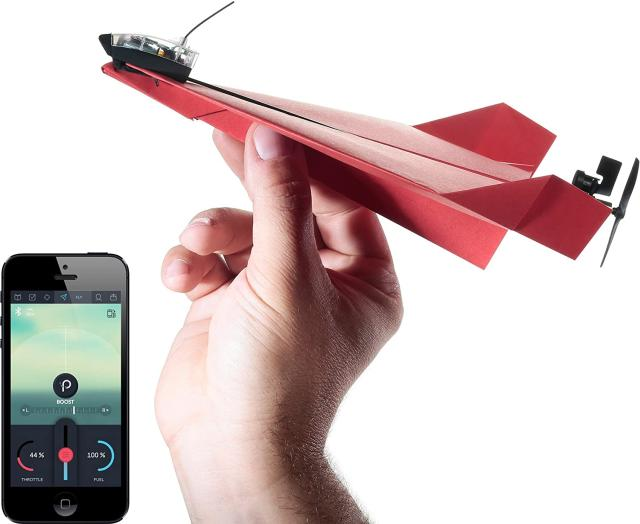 POWERUP 3.0 Original Smartphone Controlled Paper Airplanes