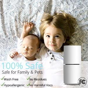 Safe for Family & Pets