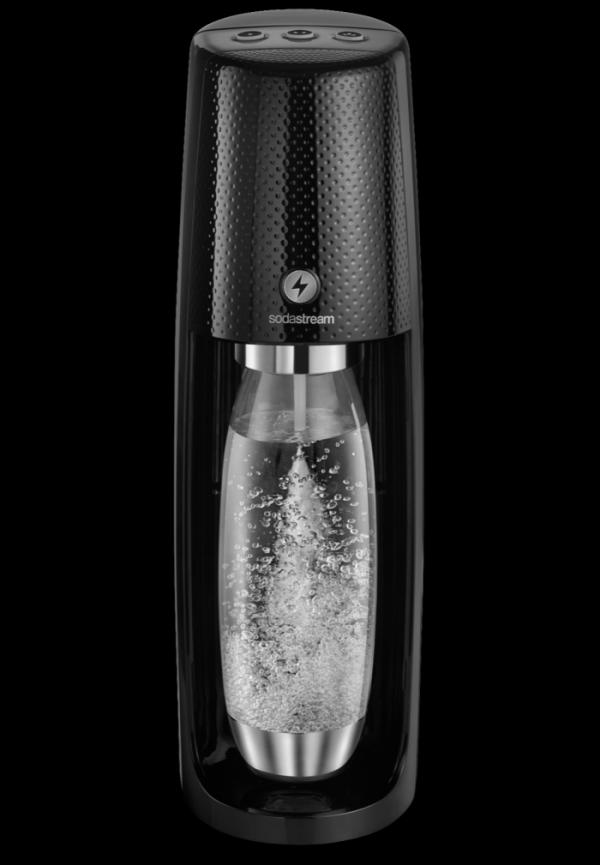 SodaStream One Touch Electric Bottle